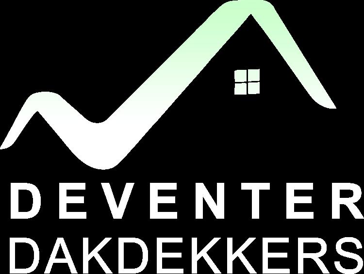 Deventer Dakdekkers logo wit